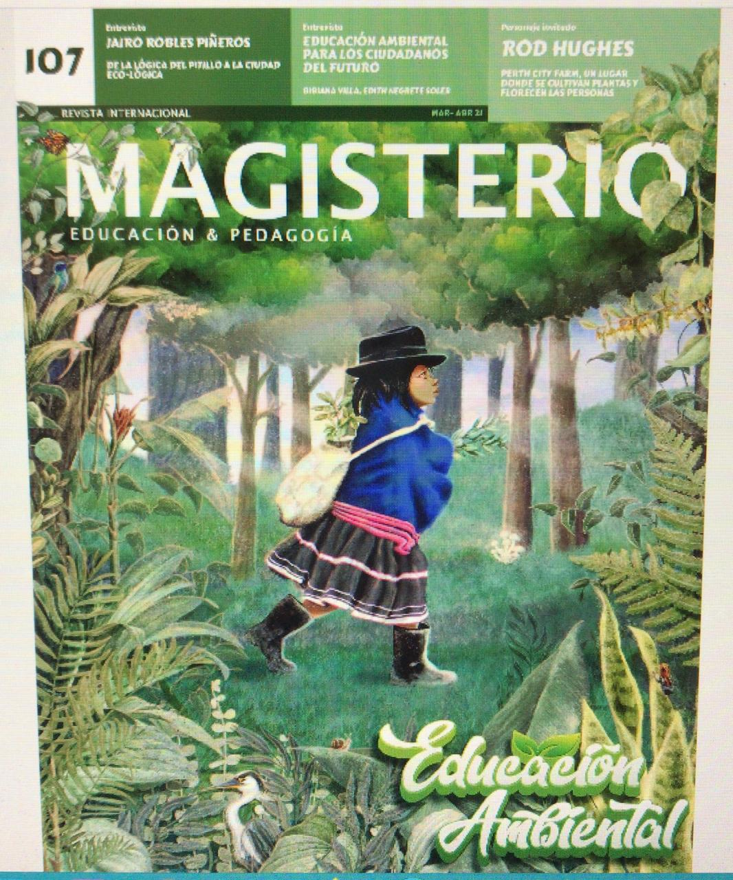 Revista Interación Magisterio-Educación Ambiental #107
